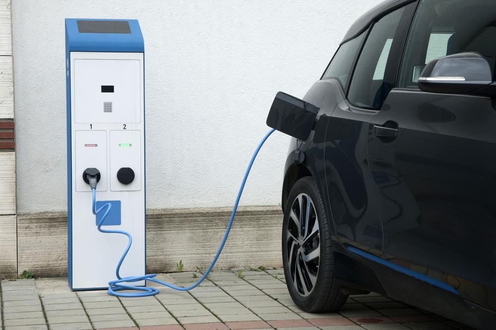 coche electrico puntos de carga